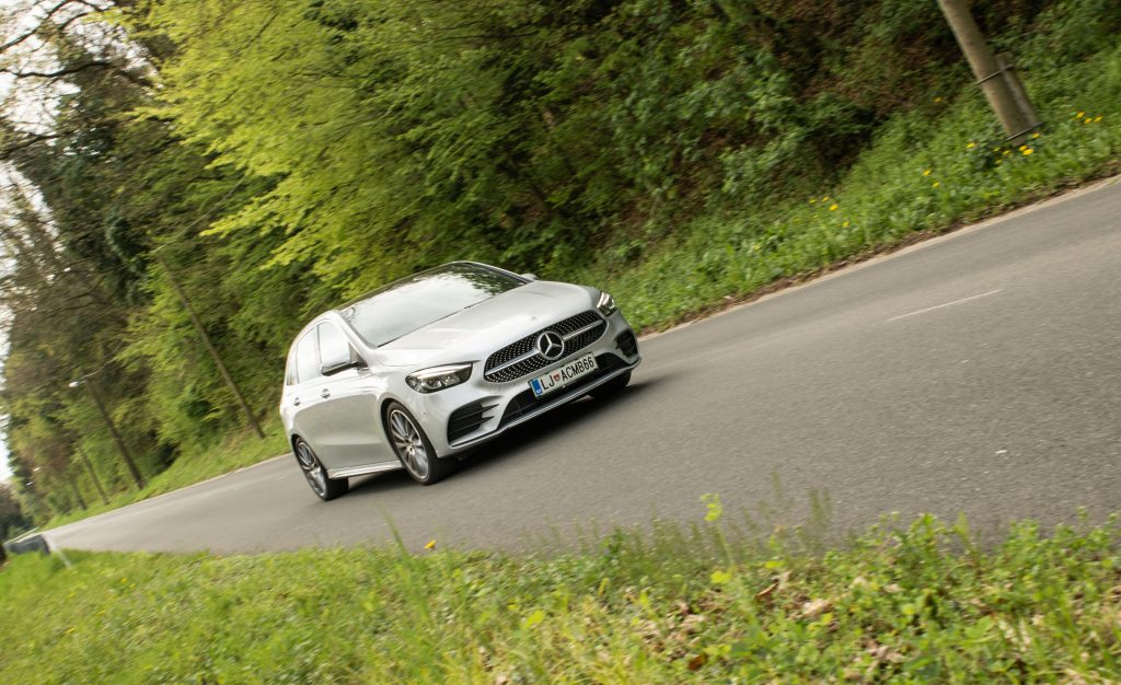 Mercedes-Benz razreda B