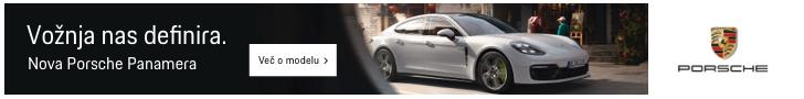 Nova Porsche Panamera